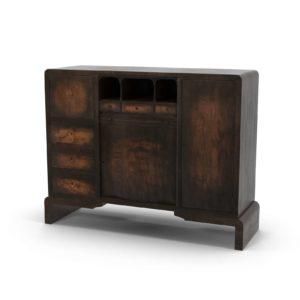 Smart Desk Interior 3D Design