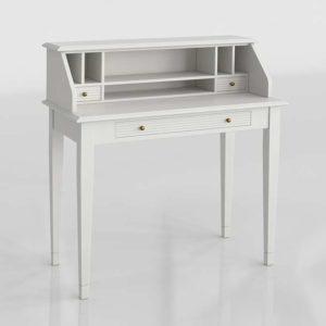 Anna Desk Ballard 3DDesign