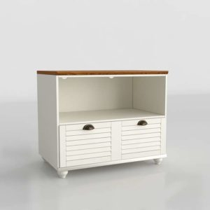 Whitney Lateral File 3DCabinet PotteryBarn