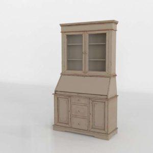 Escritorio Aparador 3D Casa Florentina San Marino
