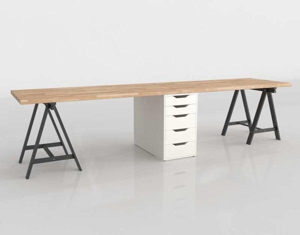 Standard G Table Interior 3D Tables&Desk Furniture