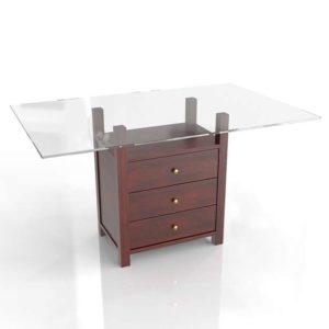 Table Diseno 3D Muebles 3D