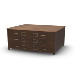 U 3D Table Interior 3D Design