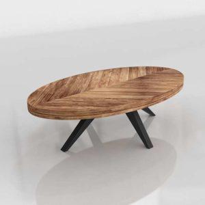 Interior 3D Tables&Desk Modern Furniture
