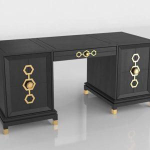 Turner Partners 3D Desk Jonathan Adler