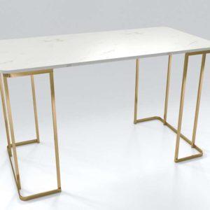 3D Dahlia Desk CB2