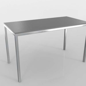 3D Portica Counter 3D Table Room&Board