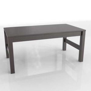 Modern 3D Desk 3D Furniture