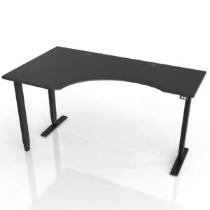 Uplift Eco Corner L Shape Sit Stand 3D Desk