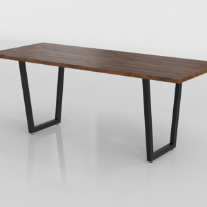 Mesa 3D Muebles