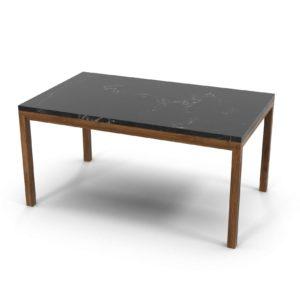 Parsons Top 3D Dining Table СrateandBarrel