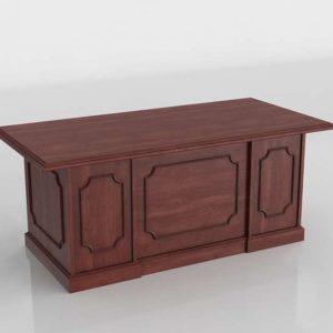Work Desk Interior 3D Furniture