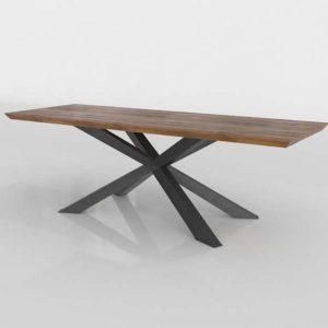 Living Room Tables&Desk 3D Furniture