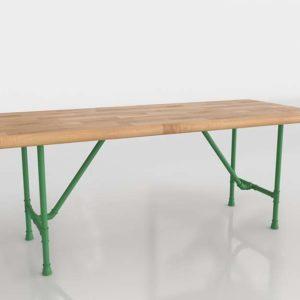 Console Table Muebles 3D