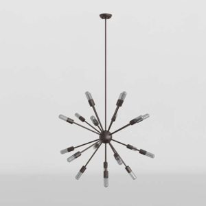 Zuomod Sapphire Ceiling Lamp