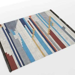 3D Rug CB2 Building Blocks