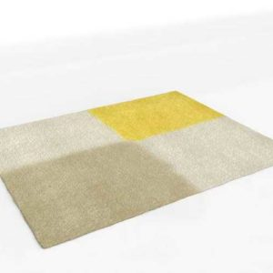 WestElm Watercolor Squares Rug