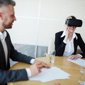Virtual reality for real estate agencies