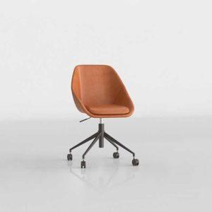 3D Model Nixon Office Chair