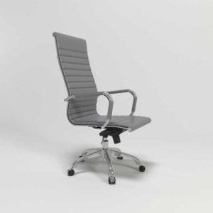 Wayfair Ribbed High-Back Desk Chair