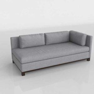 Sofa Settees&Chaises GlanvingEye 3D 0007