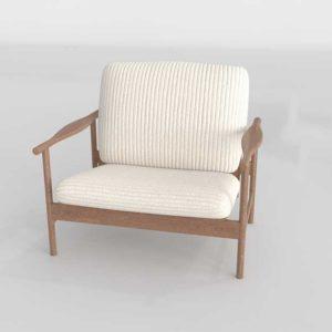 Arm Chair GlancingEye 07 Outdoor