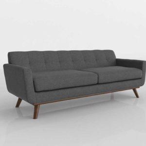 Wayfair Johnston Tufted Upholstered Sofa