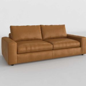 3D Model Sofa Glancing Eye 06
