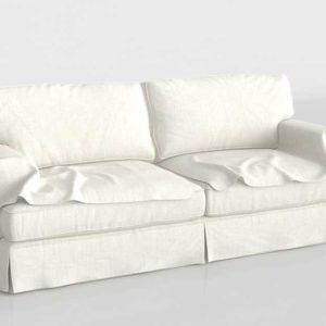 3D Model Sofa Glancing Eye 09
