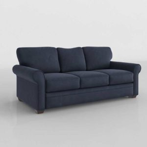 3D Model Sofa GlancingEye 16
