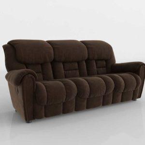 3D Model DIY Couch Glancing Eye 06