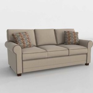 3D Model DIY Sofa Glancing Eye 08