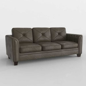 3D Model DIY Sofa Glancing Eye 10