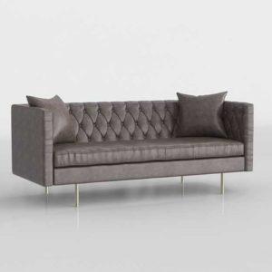 Wayfair Middleborough Sofa Vintage