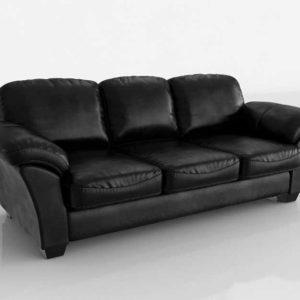 3D Model Classic Sofa Glancing Eye 14