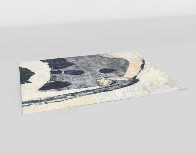 Westelm Zoe Bios Islands Alfombra 3d Glancing Eye