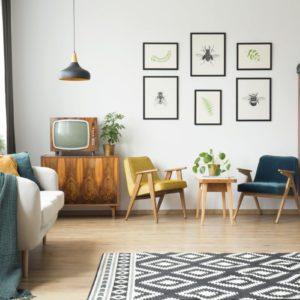 Interior Design 70s