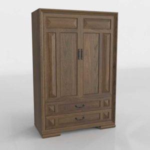 Wardrobe Buy 3D Model Bedding  GE23