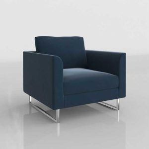 GlancingEye and Designer 3d Chair 109