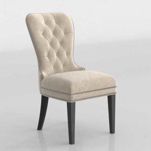 ZGallerie Charlotte Side Chair Espresso