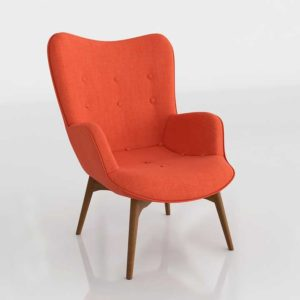 Wayfair Canyon Mid Century Lounge Chair