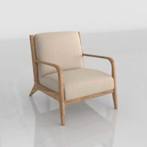 Target Esters Wood Arm Chair