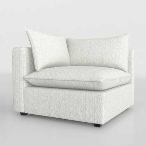3D Modeling in Spain Living Room Design Chair 5016