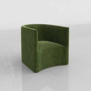 3D Modeling in Spain Living Room Design Chair 5017