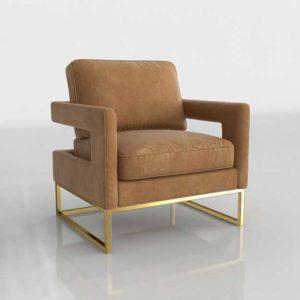3D Modeling in Spain Living Room Design Chair 5020