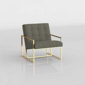3D Modeling in Spain Living Room Design Chair 5021