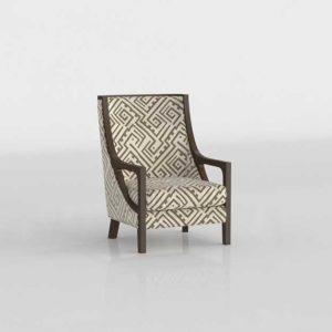 3D Modeling in Spain Living Room Design Chair 5023