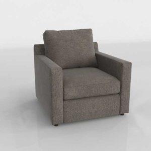 3D Modeling in Spain Living Room Design Chair 5024