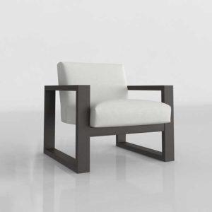 3D Modeling in Spain Living Room Design Chair 5026