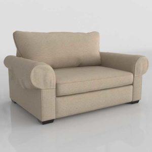 3D Modeling in Spain Living Room Design Chair 5030